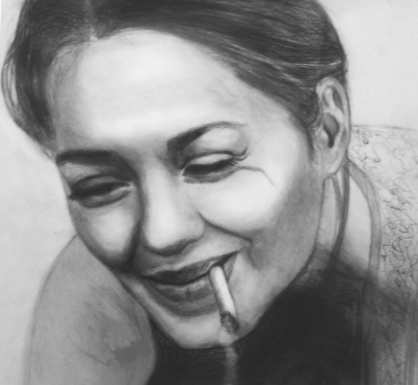 Marion Cotillard by Tamzine